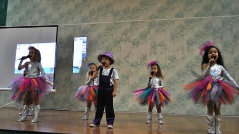 В Семилуках студия инклюзивного танца показала концерт детям-инвалидам