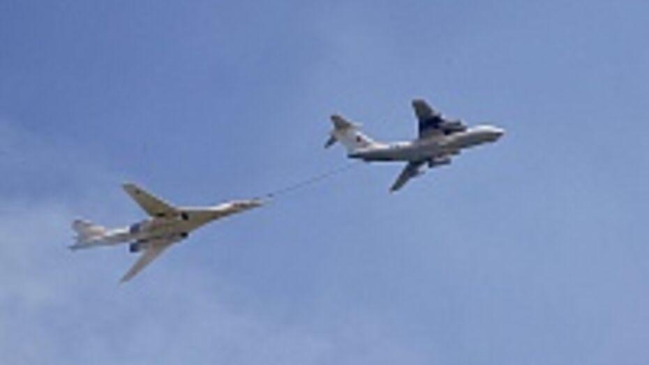 Бомбардировщик Ту-95 «Воронеж» пролетит над водохранилищем в День города