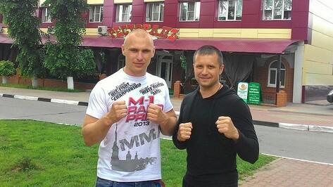 Семилукцы пройдут обучение под руководством тренера сборной России по смешанным единоборствам