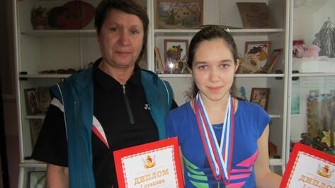 Павловская школьница стала чемпионкой области по бадминтону