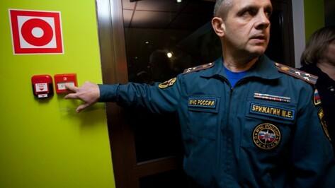 МЧС провело 10 тыс учений после пожара в психинтернате в Воронежской области