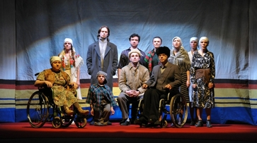 «Театр равных» отправится на гастроли в райцентры Воронежской области