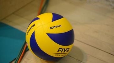 Волейбольный «Воронеж» обыграл «Омичку»