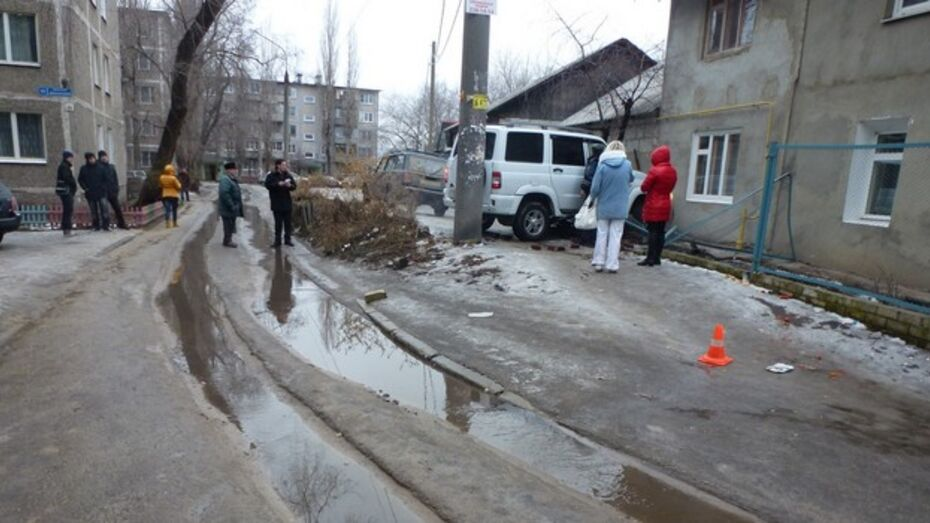 В Воронеже за сутки сбили двух пешеходов
