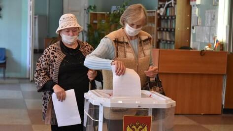 Единый день голосования 13 сентября. Текстовая трансляция РИА «Воронеж»