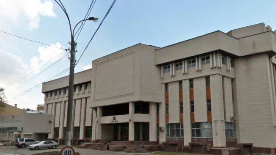 Старейший бизнес-центр Воронежа попробуют продать за полцены