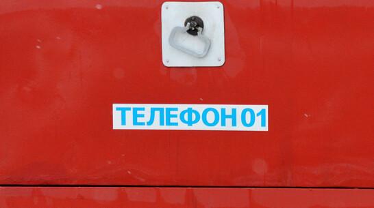 Возникший из-за сигареты пожар погубил 74-летнего жителя Воронежской области