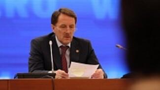Врио губернатора Воронежской области: «Системные решения на уровне федерального правительства должны приниматься с участием губернаторов»