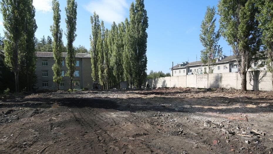Спорткомплекс появится в воронежском микрорайоне Краснолесный