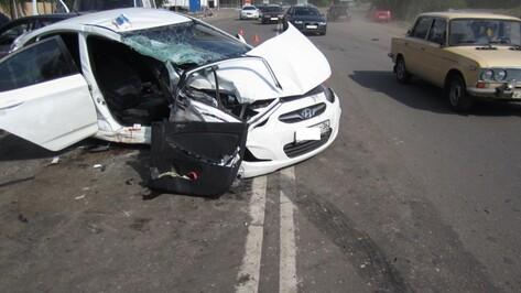 Полиция нашла виновника ДТП с 5 пострадавшими в Воронеже