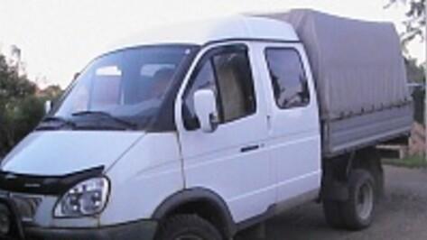 Под Воронежем под колесами «ГАЗели» погиб житель Верхнехавского района
