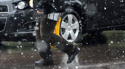 Инспекторы ГИБДД проследят за воронежскими пешеходами