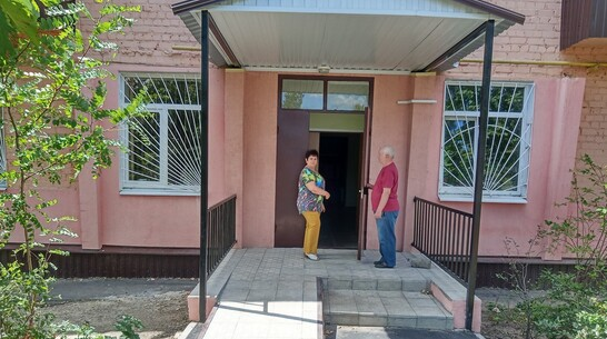 В Лисках районному Совету ветеранов выделили новое помещение