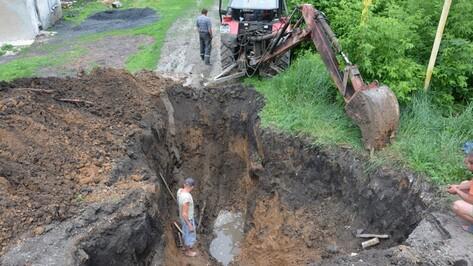 В Кантемировском районе, на хуторе Соленый, пятые сутки нет воды