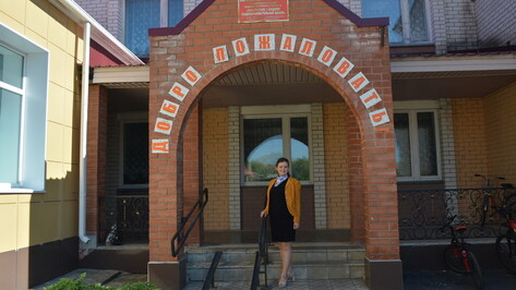 В школу воробьевского села Никольское-1 по федеральной программе пришел учитель английского
