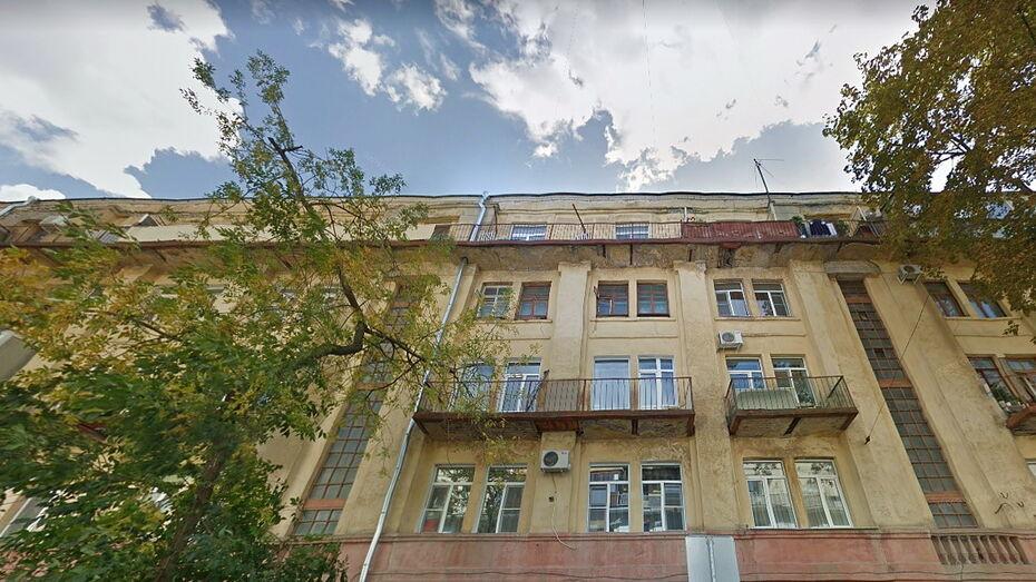 В Воронеже еще раз попробуют найти подрядчика для капремонта дома возле «Орленка»