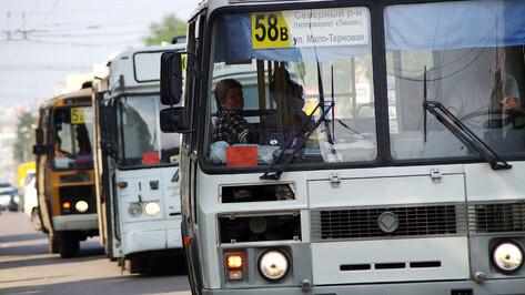 Воронежцев попросили высказаться о качестве работы транспорта