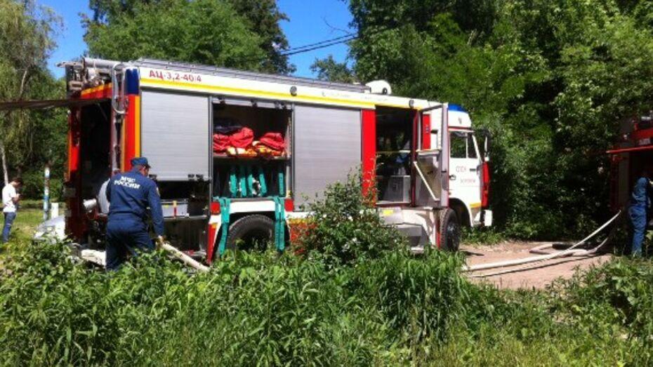 В Воронеже эвакуировали пациентов поликлиники из-за прорыва газовой трубы