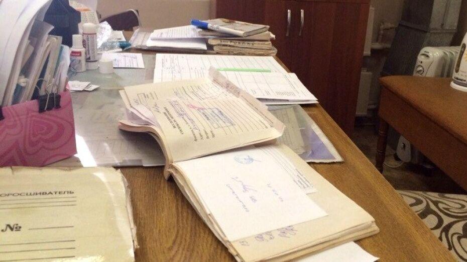 Терапевт воронежской поликлиники ответит в суде за взятку
