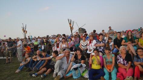 Воробьевский фестиваль «Русь песенная, Русь мастеровая» собрал около 10 тыс зрителей