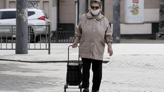 Ученые: от повторного заражения COVID-19 защищены 47% людей старше 65 лет
