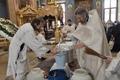 В праздник Крещения «РВК-Воронеж» помог обеспечить водой прихожан Покровского собора