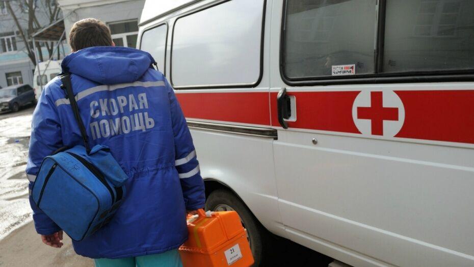 Юноша умер в больнице после ДТП в Воронежской области