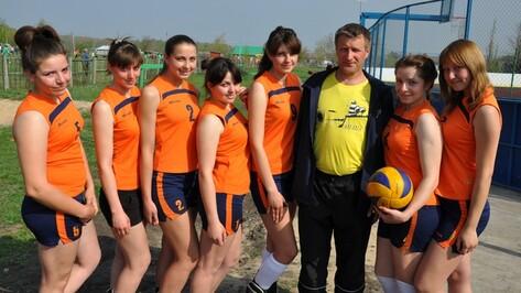 Эртильские школьницы заняли первое место в областных соревнованиях по русской лапте