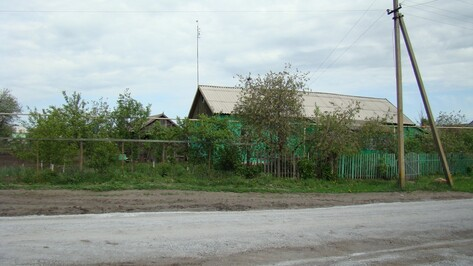 В хохольском селе проложат асфальтированную дорогу