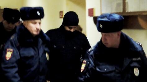 В воронежском суде началось заседание по аресту подозреваемого в убийстве Эдуарда Ельшина