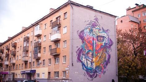 Уличные художники посвятят граффити истории Воронежа