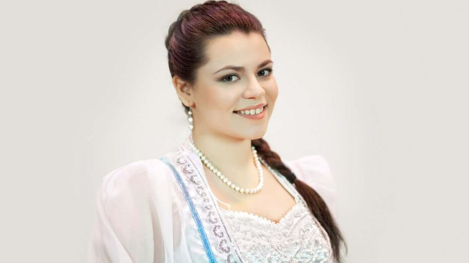 Завтра певица Славяна даст благотворительный концерт в Воронеже