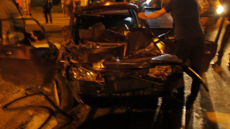 В воронежской больнице умер еще один пострадавший в ДТП на улице Машиностроителей