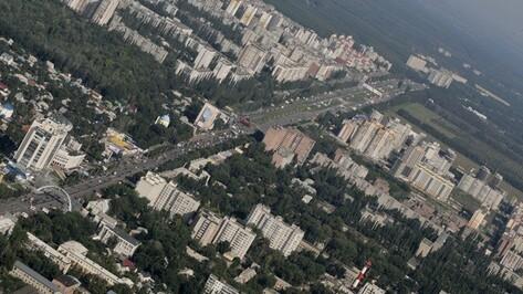 В Воронеже начали расширять Московский проспект