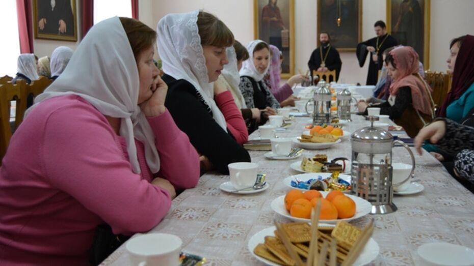 В Россошанско-Острогожской епархии создан женсовет