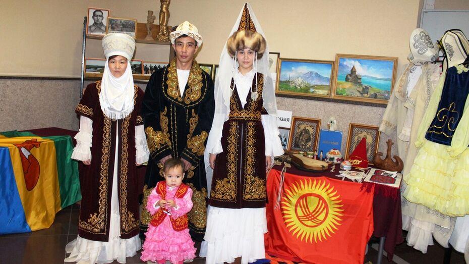 Лискинцы выступили на областном фестивале «Воронеж многонациональный»