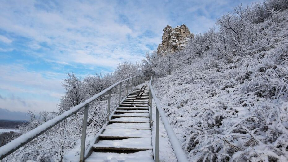 Воронежское Дивногорье будет принимать экскурсантов зимой