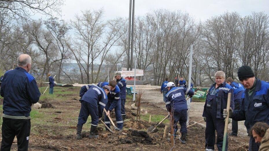 В Семилукском районе ликвидировали 40 свалок