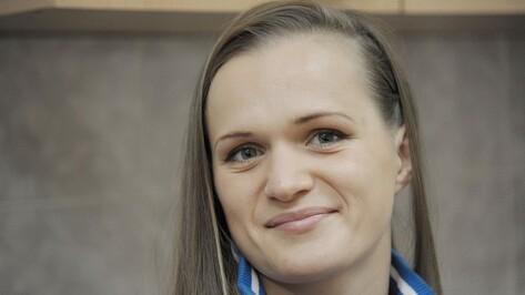 Воронежская спортсменка завоевала «серебро» для Санкт-Петербурга