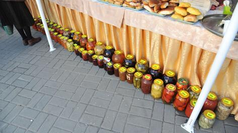 Власти Воронежа откроют 9 социальных ярмарок