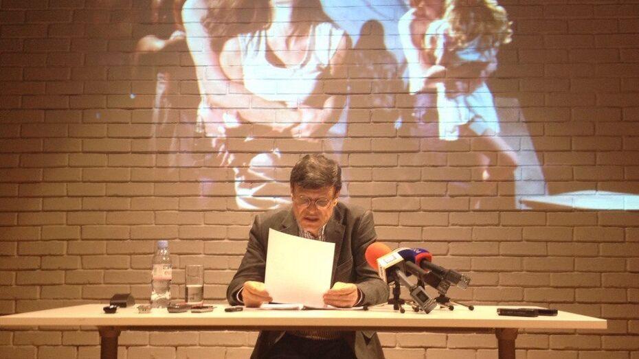 Михаил Бычков объявил театральную программу пятого Платоновского фестиваля в Воронеже