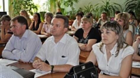 В Павловском районе впервые прошел семинар для предпринимателей