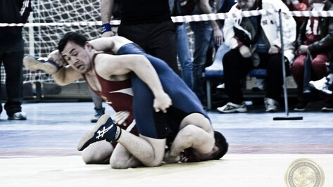 В Воронеже состоится чемпионат России по вольной борьбе в абсолютной весовой категории
