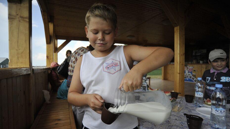 Воронежская область вошла в топ-10 молочного рейтинга страны