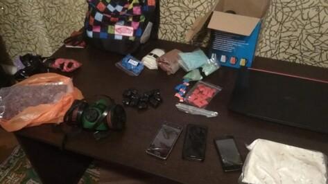 В Борисоглебске задержали группу молодых наркосбытчиков