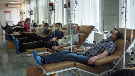 Пандемия и донорство. Как COVID-19 повлиял на работу станции переливания крови в Воронеже