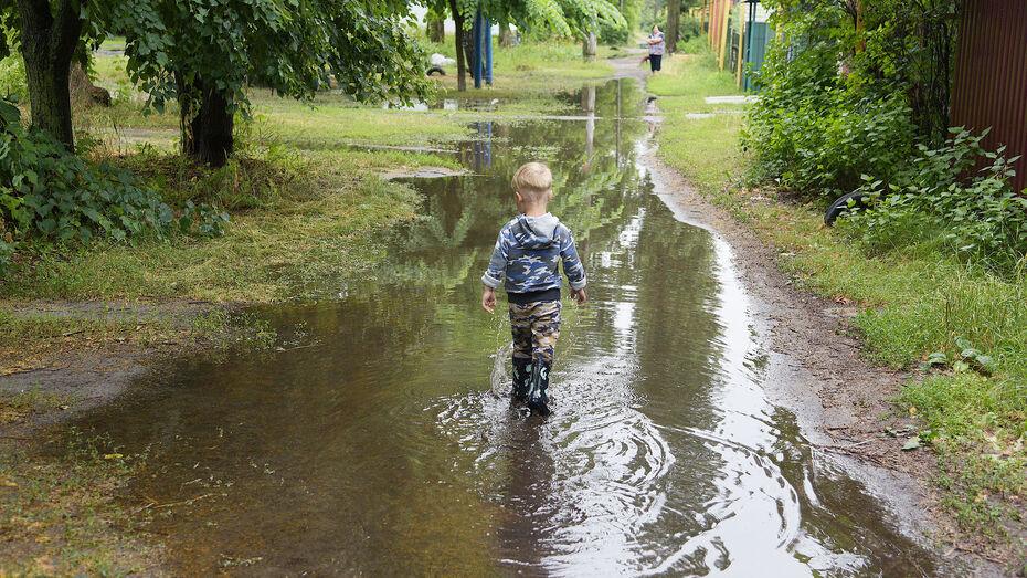 В Воронеже случились 3 новые утечки воды