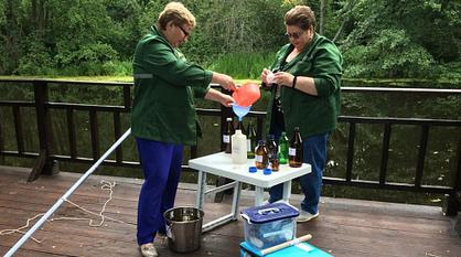 Анализы показали снижение загрязняющих веществ в воронежской реке Усманка