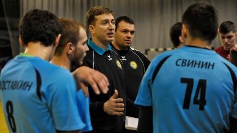 Воронежская «Энергия» отказалась от проведения двух последних матчей сезона