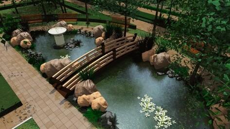 В Воронеже выберут символ Бринкманского сада